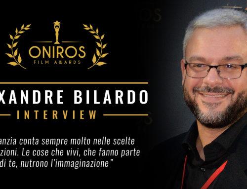 Intervista al regista Alexandre Bilardo