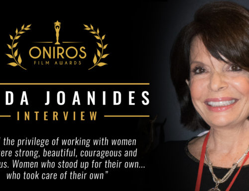 Interview with the director Naida Joanides