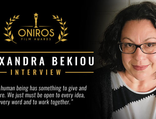 Interview with the director Alexandra Bekiou