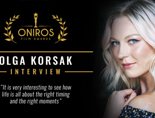 Interview with the actress Olga Korsak